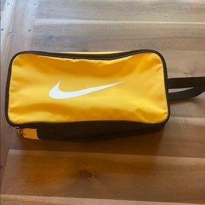 Nike Shoe Bag Yellow